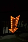 arrow art bright building
